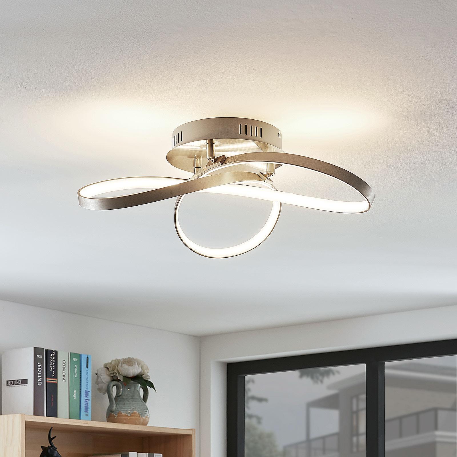 Saliha Modern Led Ceiling Lamp Lights Co Uk