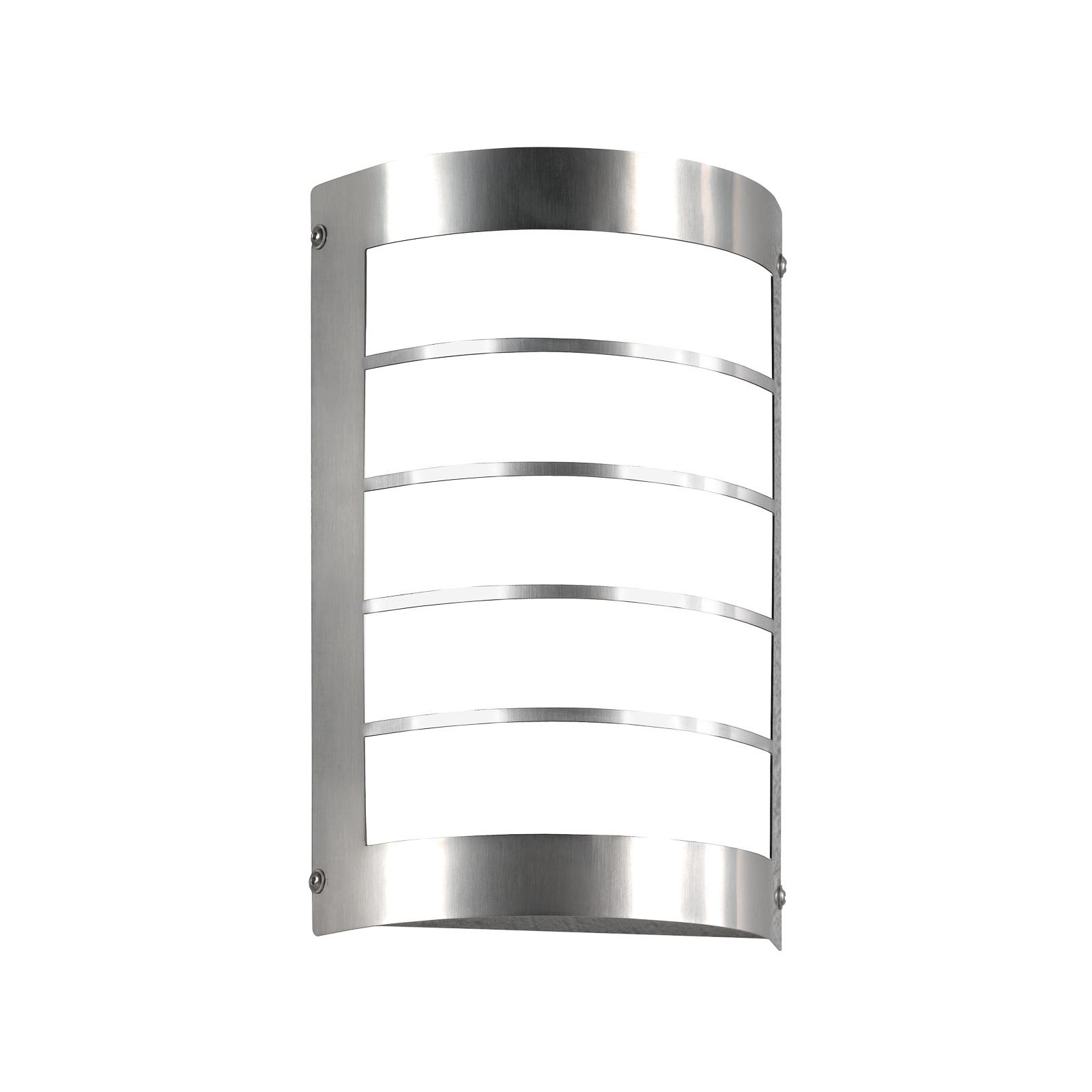 LED-utomhusvägglampa Marco 1