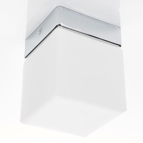 Helestra Keto kylpyhuoneen kattolamppu kuutio