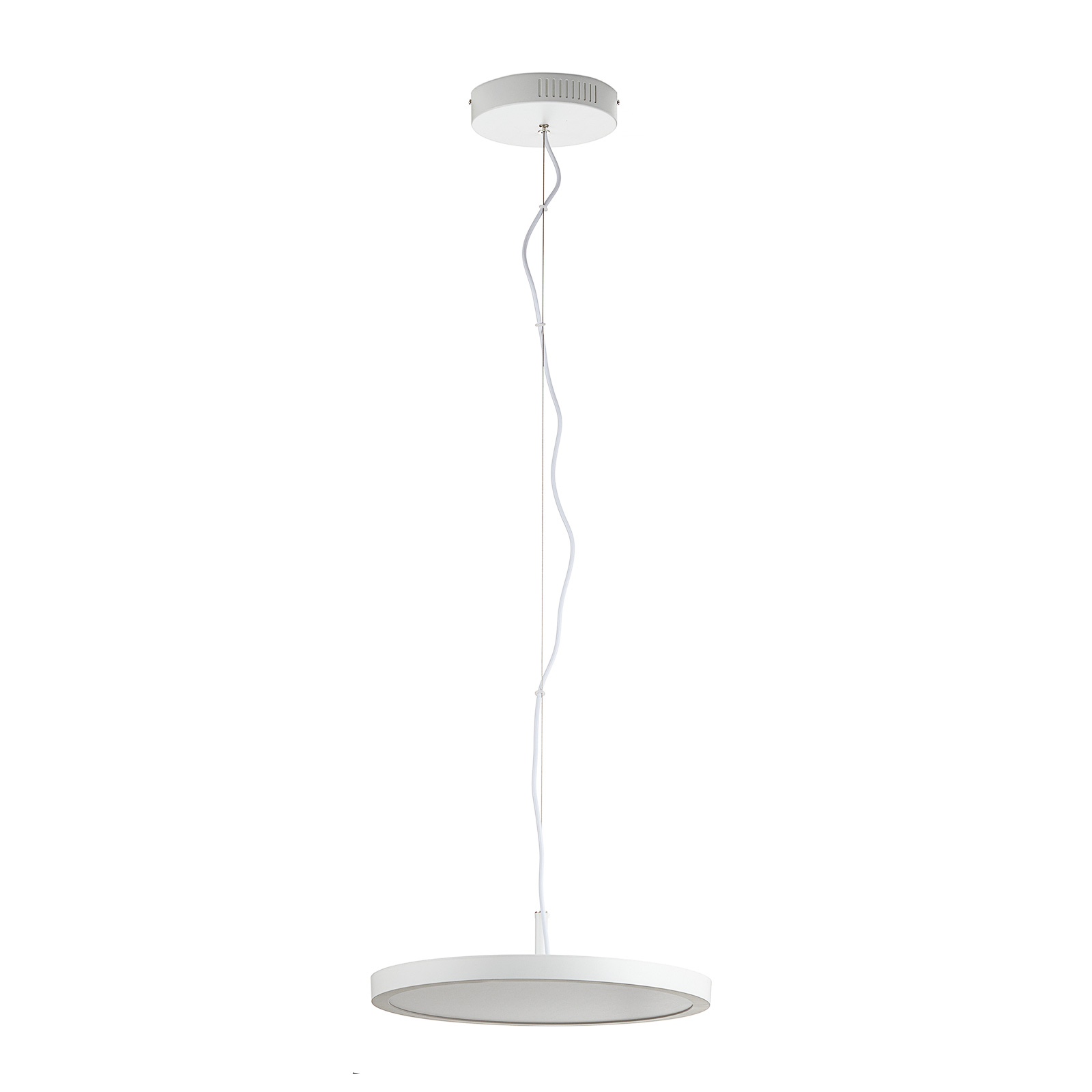 EGLO connect Cerignola-C lampa wisząca LED Ø 40 cm