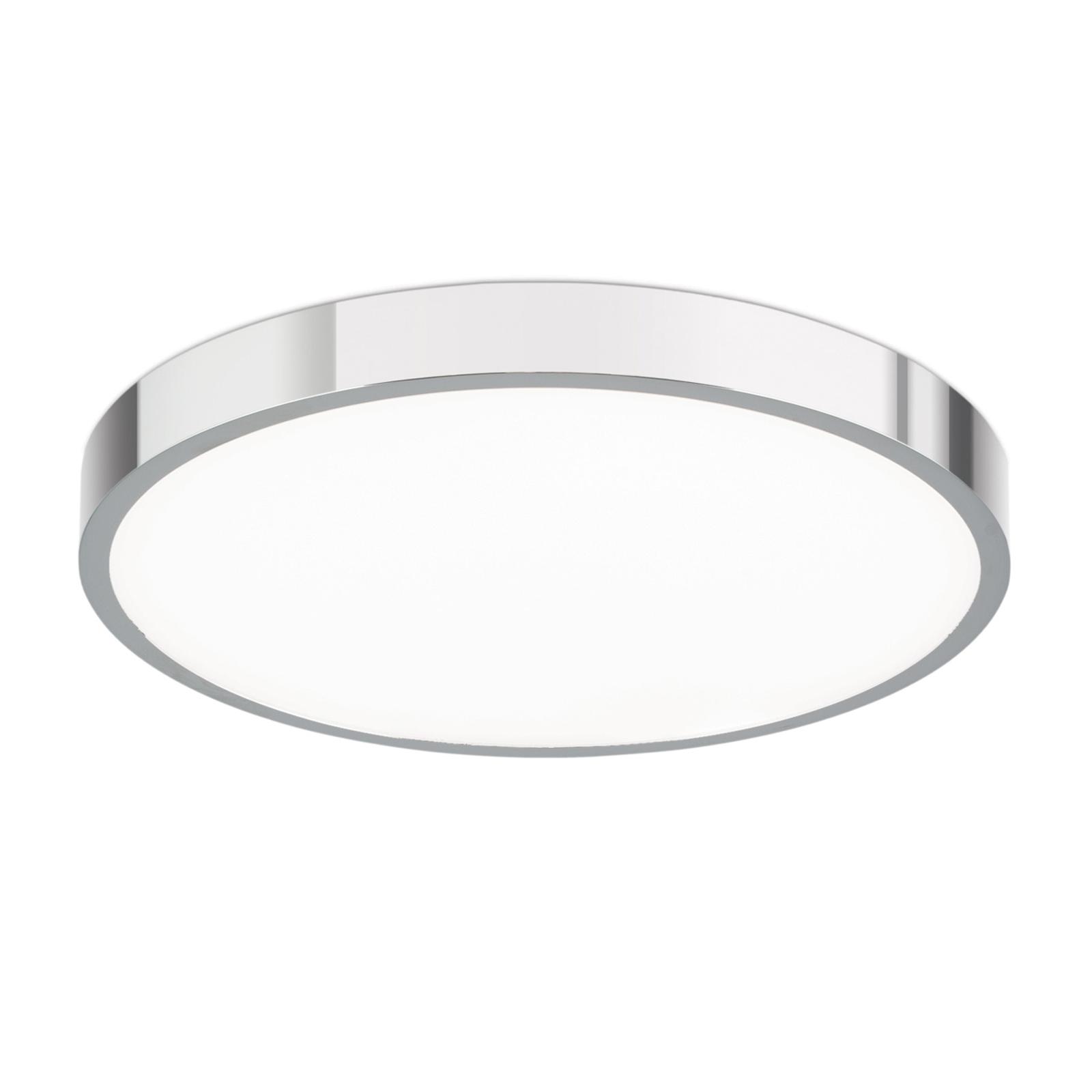 Lampa sufitowa LED Bully, chrom 24 cm