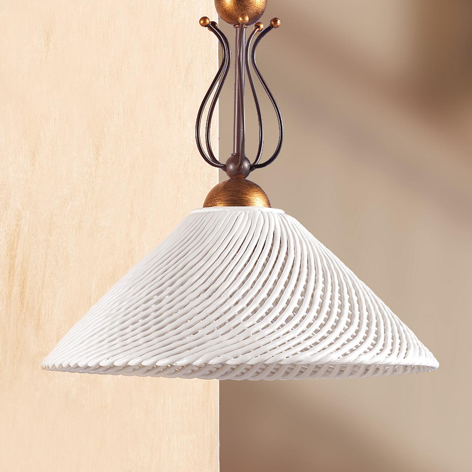 Stilfuld hængelampe RETINA