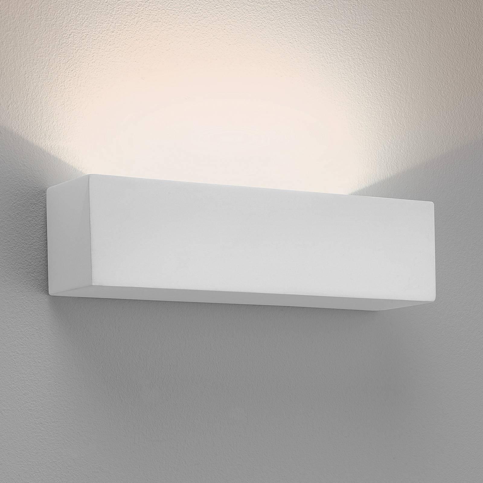 Astro Parma 250 LED wandlamp van gips, 2.700 K