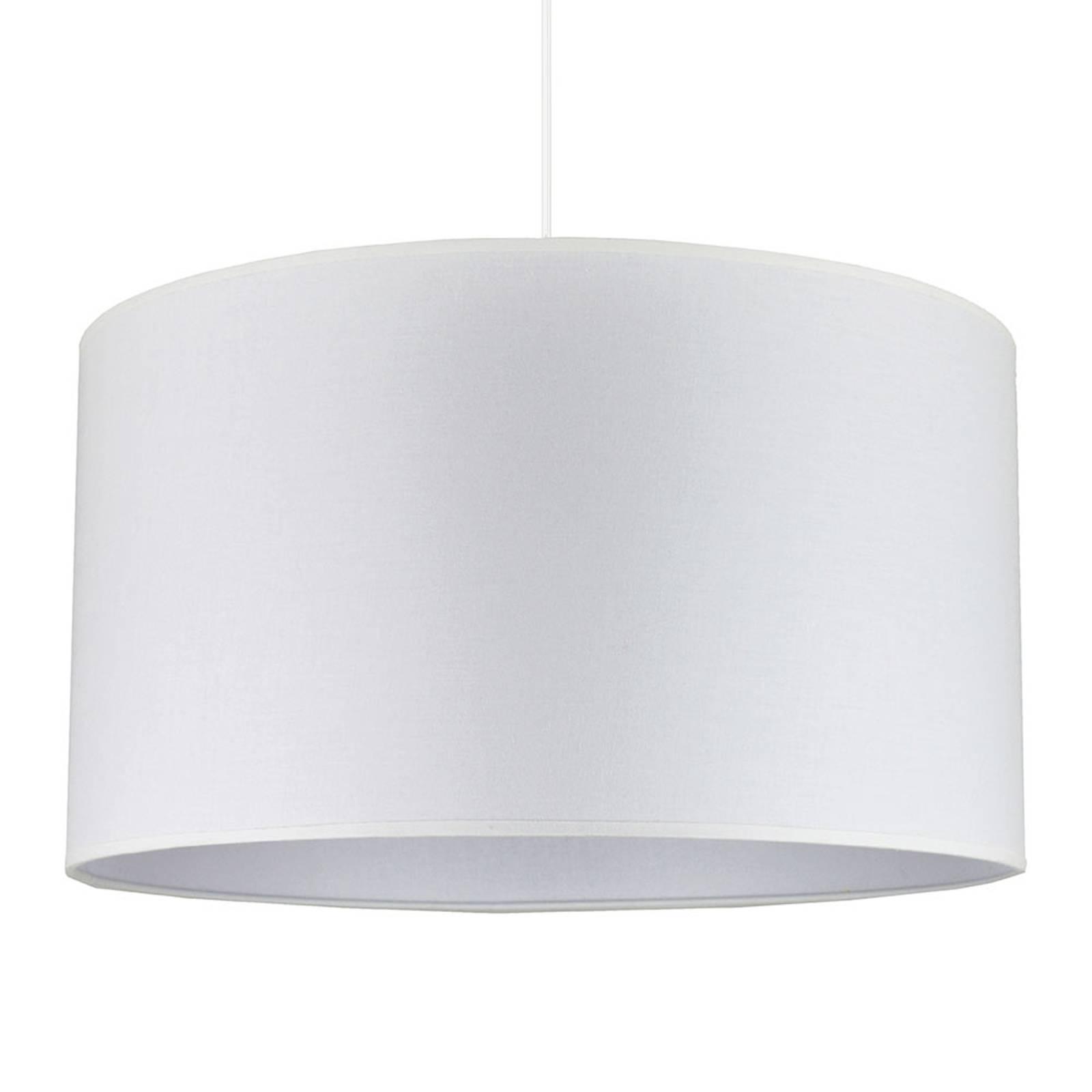 Lampa wisząca Roller, biała