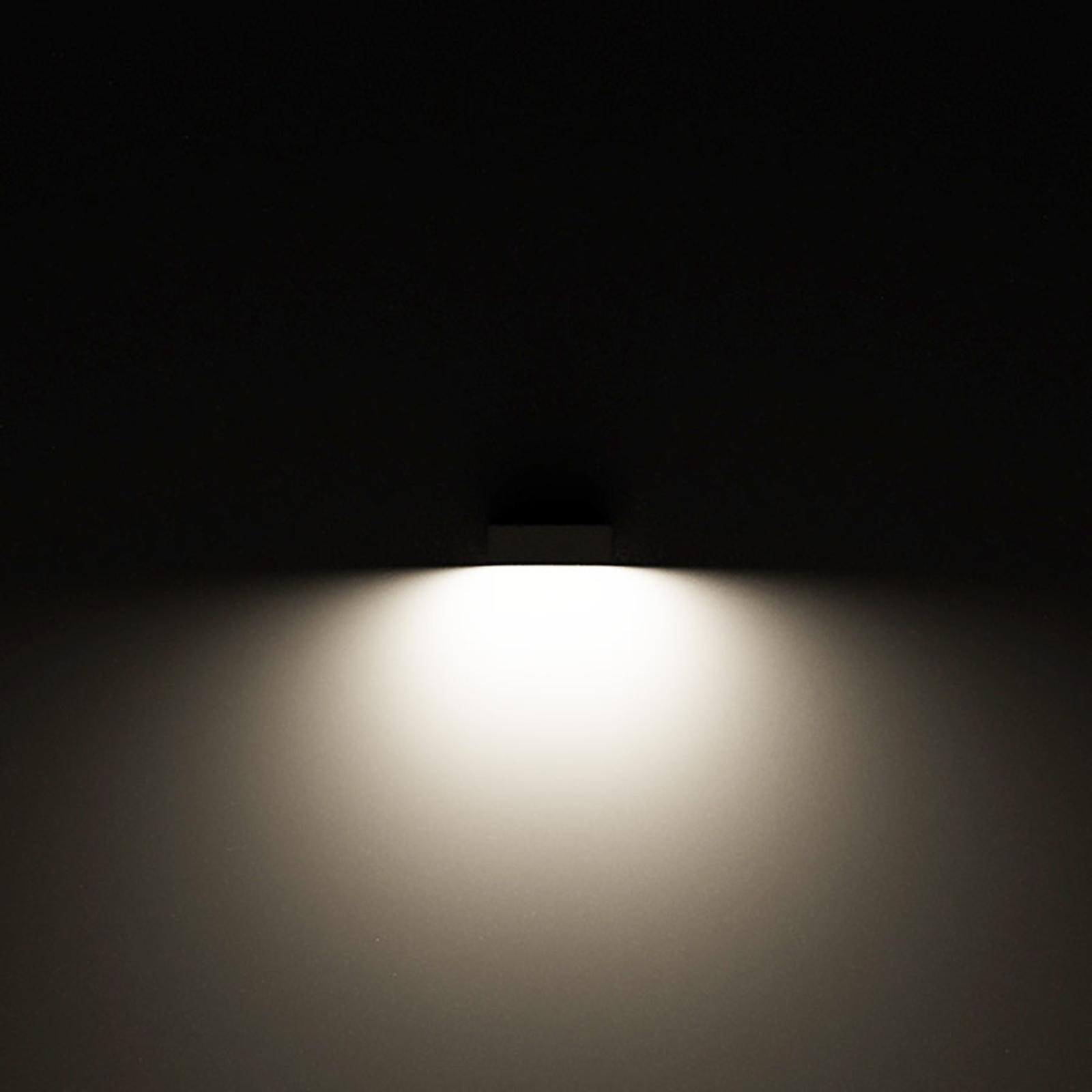 LED-Wandlampe 303553, Optik assymetrisch 4.000K