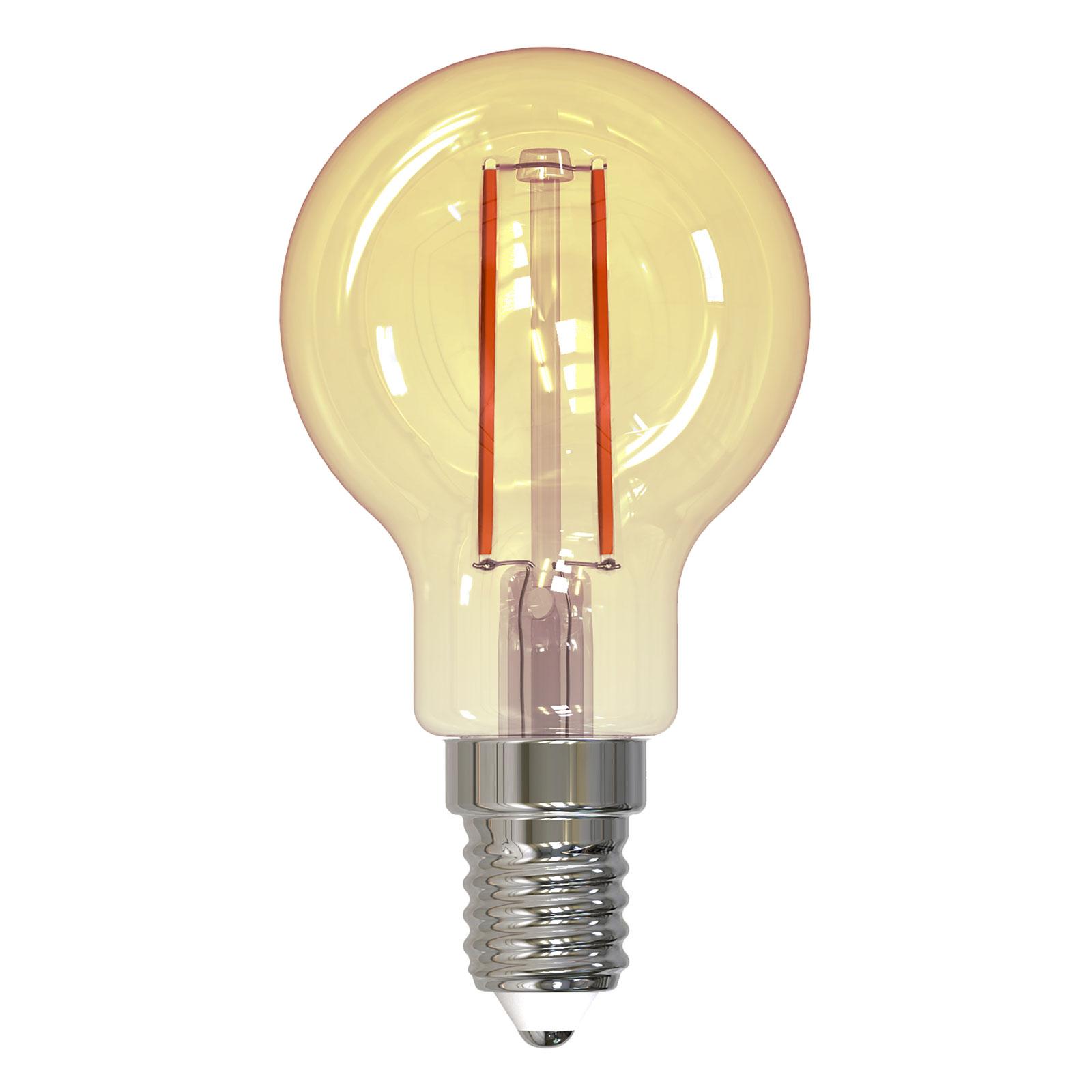Müller Licht LED-Filamentlampe E14 2,2W 820 gold