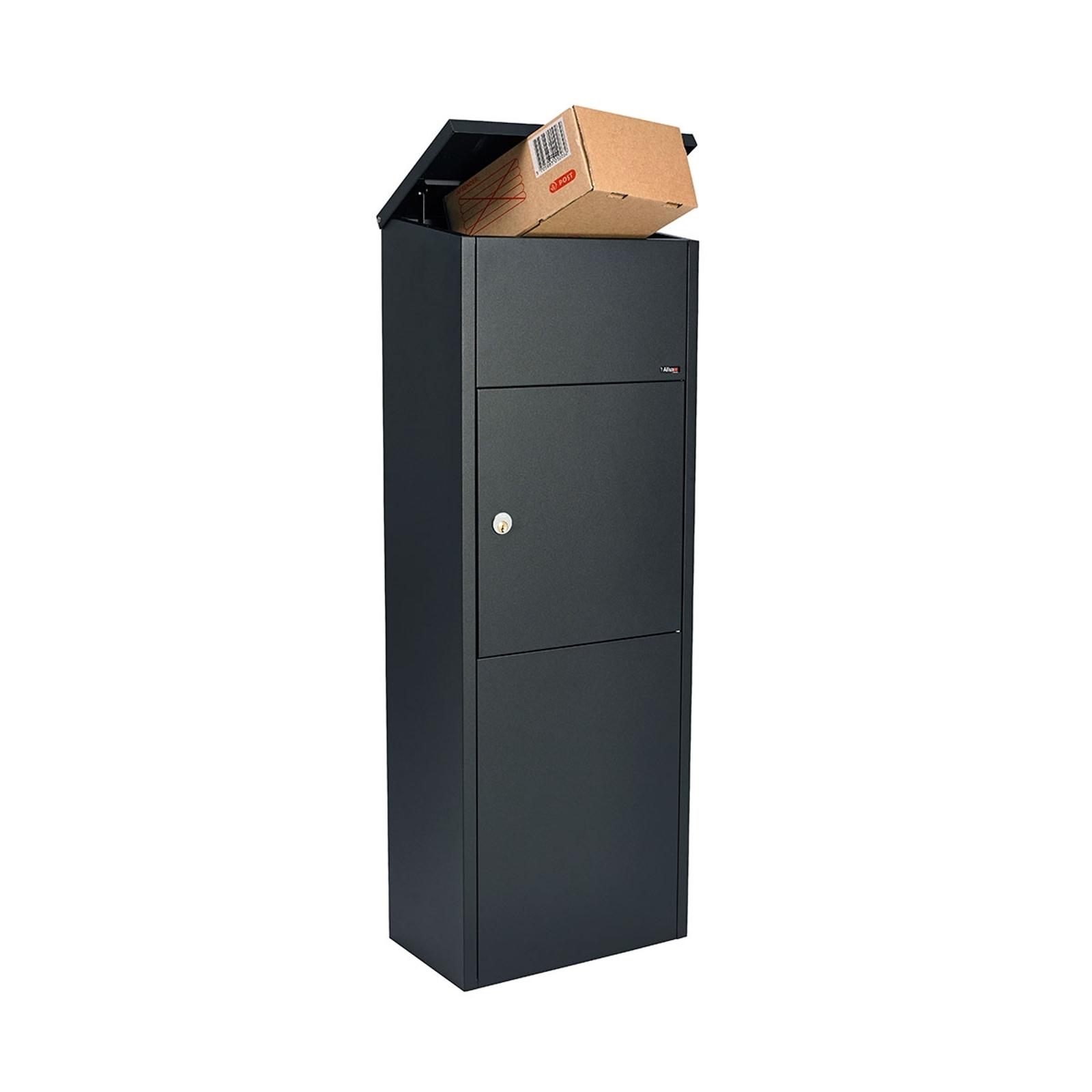 Brev-/pakkepostkasse 600S med Ruko-lås