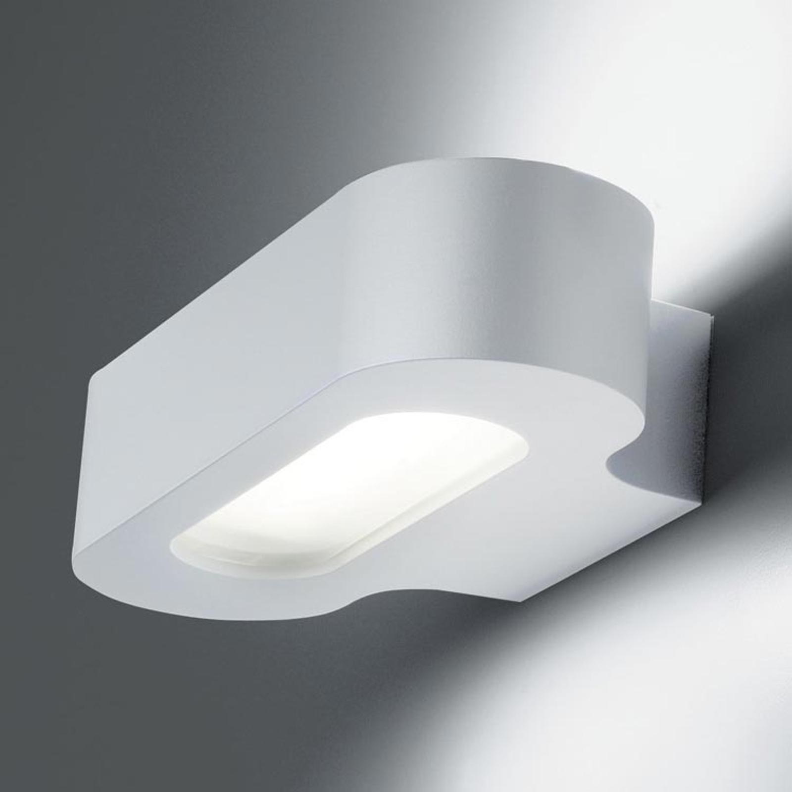 Artemide Talo Designer-Wandleuchte R7s 21 cm weiß