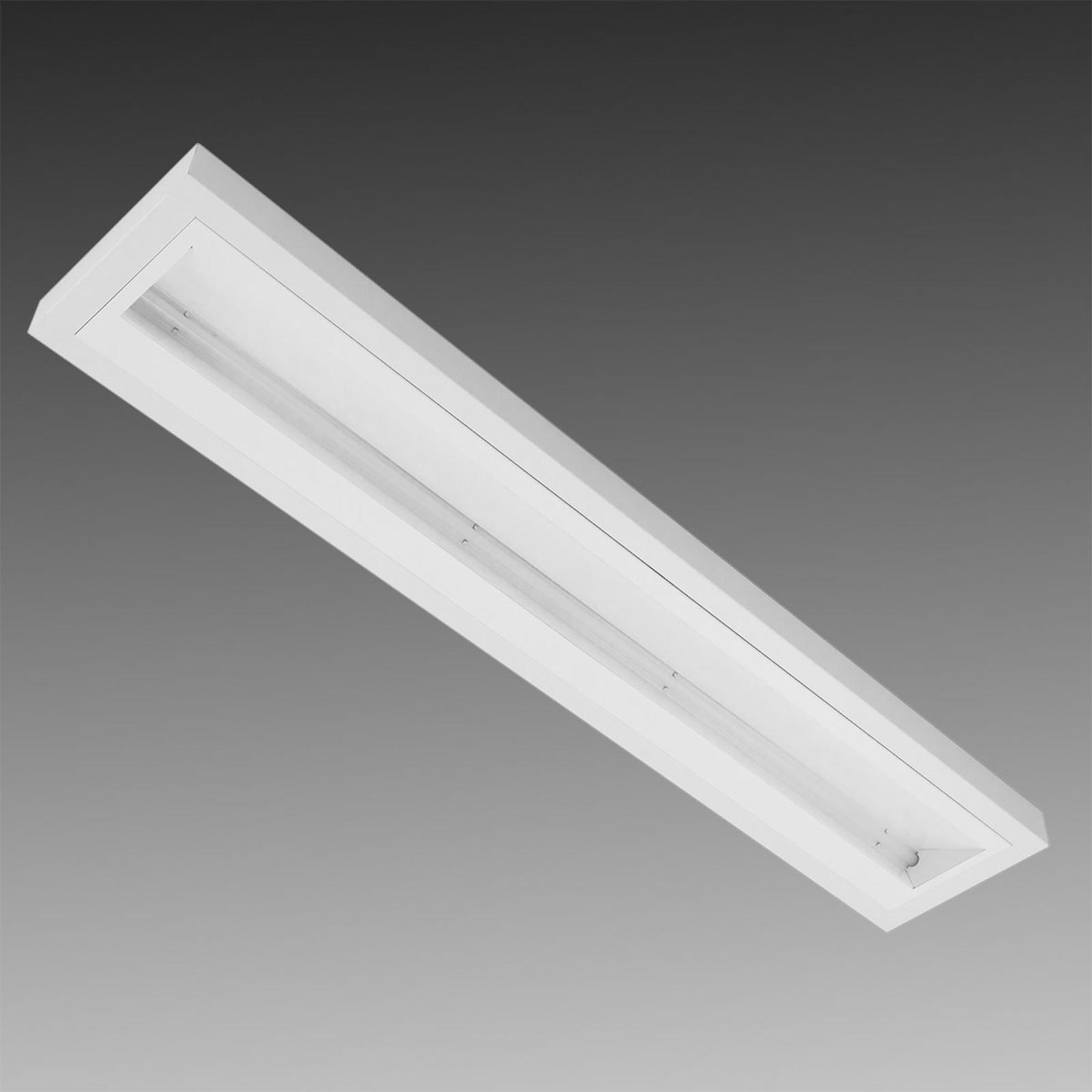 LED-Anbauleuchte asymmetrisch, weiß 50 W