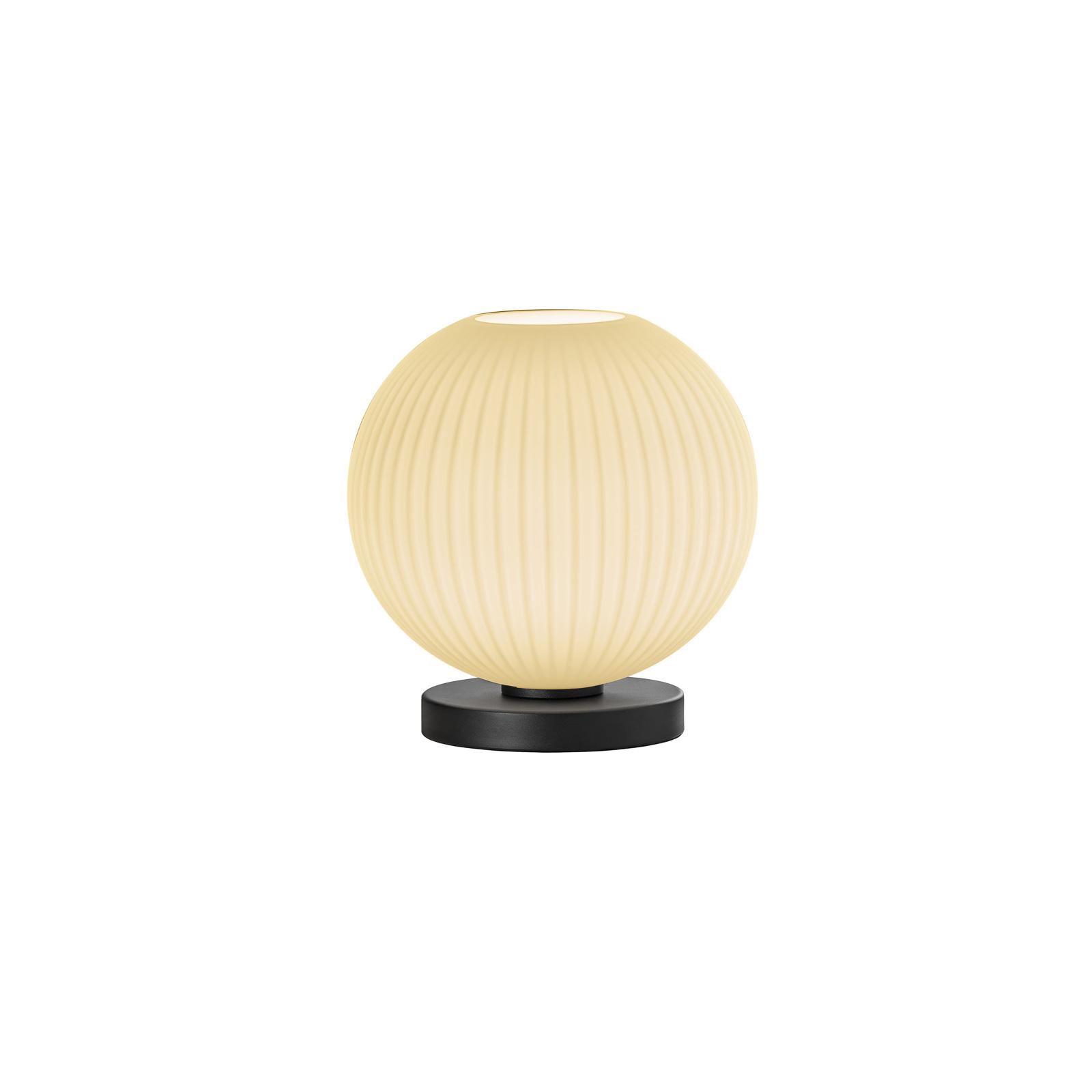 B-Leuchten Loft lampa stołowa ze szkła