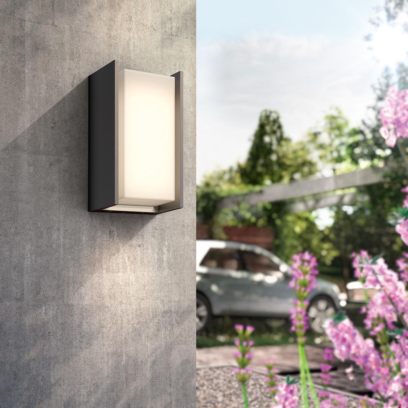 Philips Hue utendørs LED-vegglampe Turaco