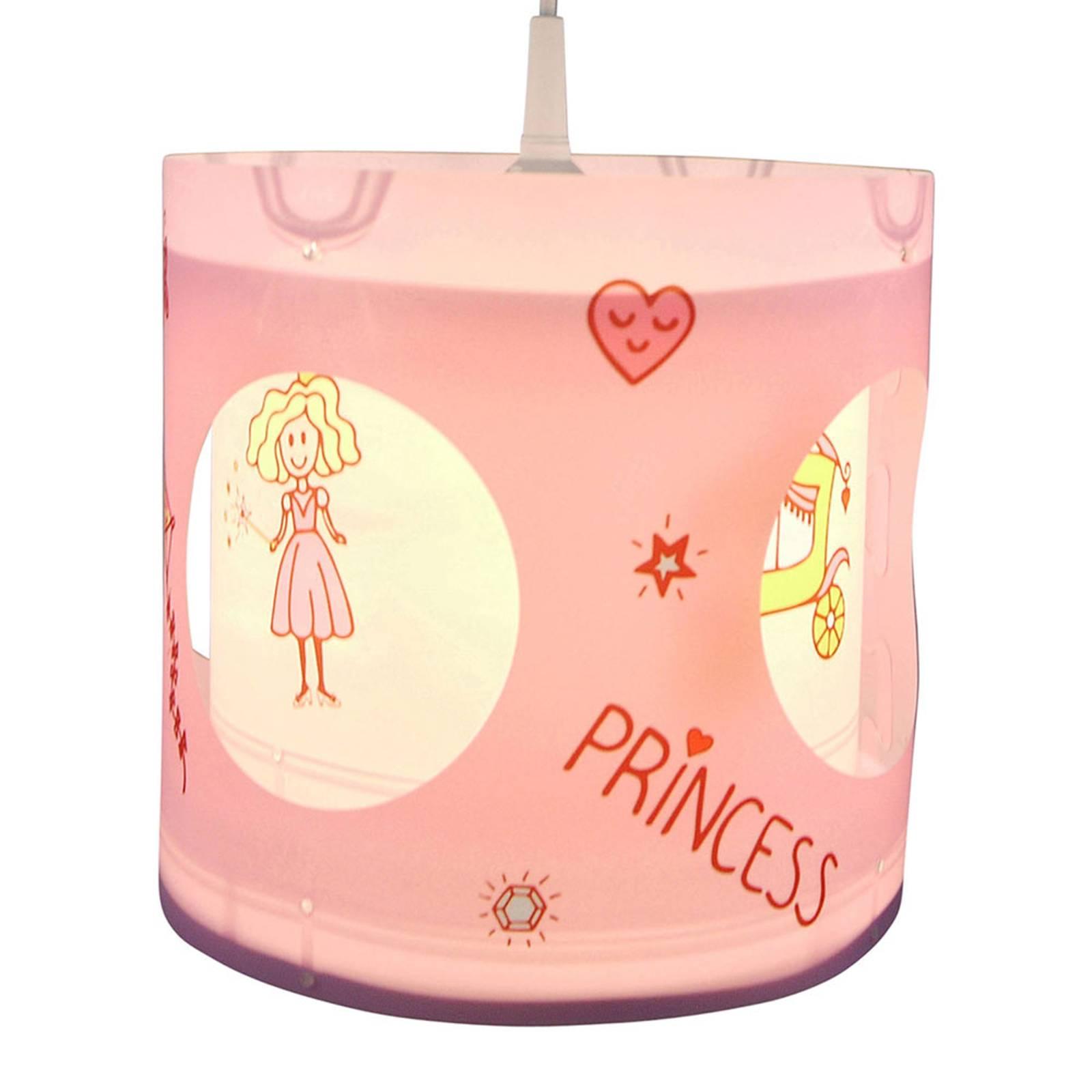 Draai-hanglamp Prinses