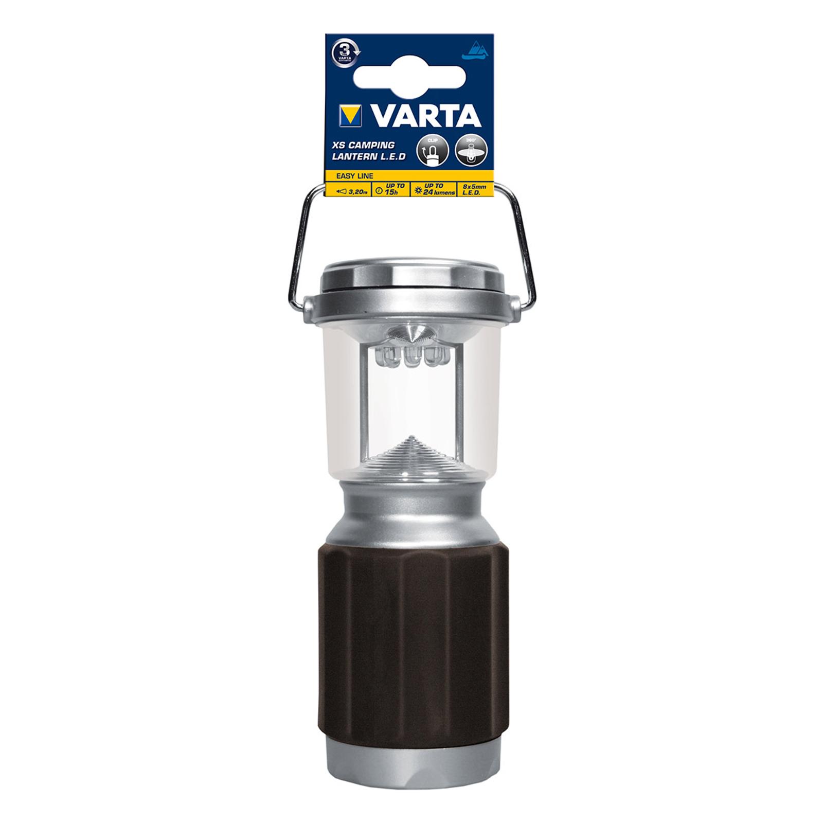 Linterna de camping compacta XS