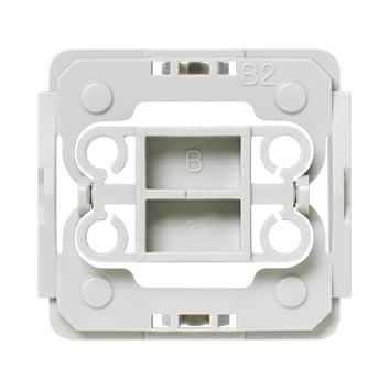 Homematic IP adapter voor Berker schakelaar B2 20x