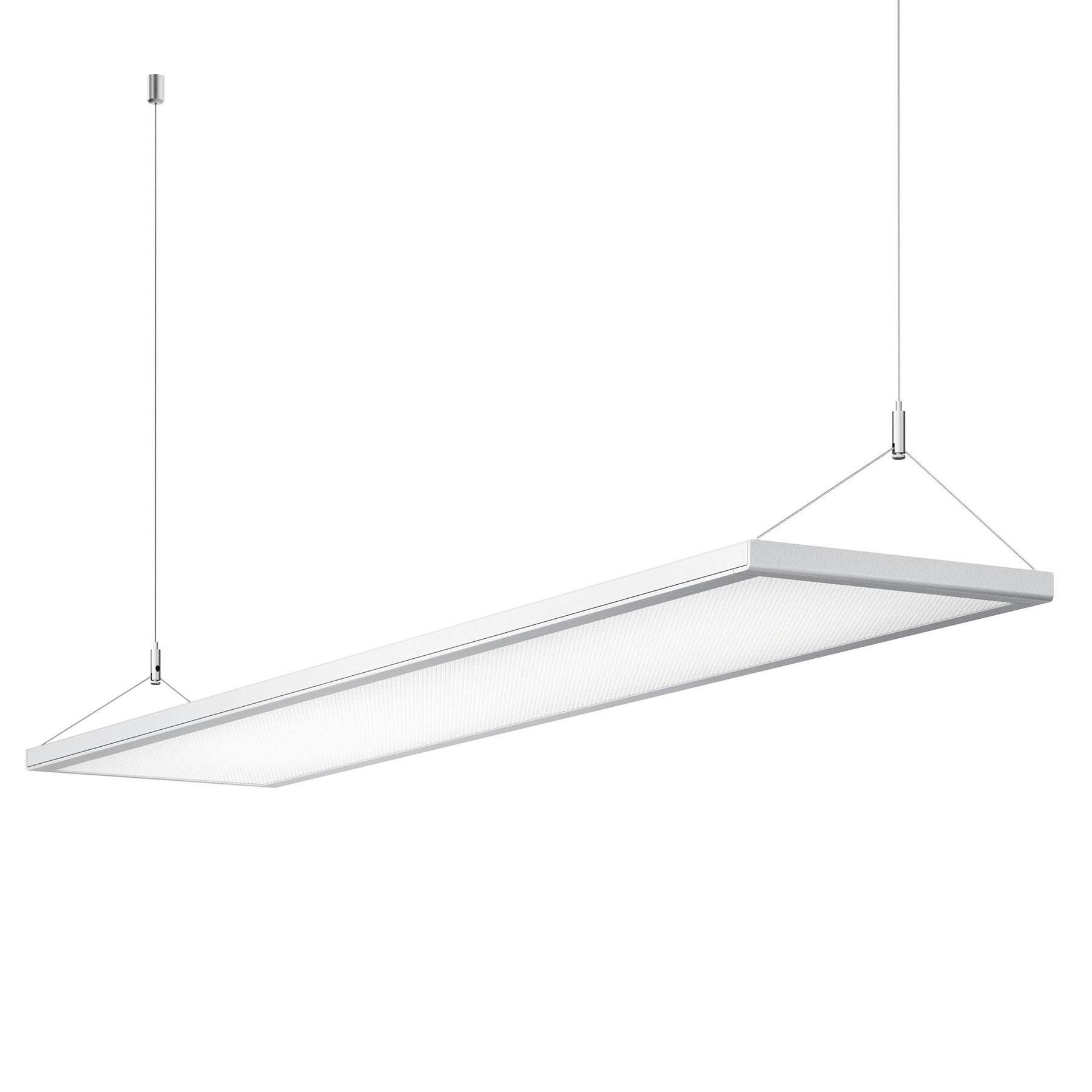 LED-Hängeleuchte IDOO VTL, DALI, 65W, CCT, weiß