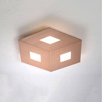 Bopp Box Comfort plafonnier LED doré rosé