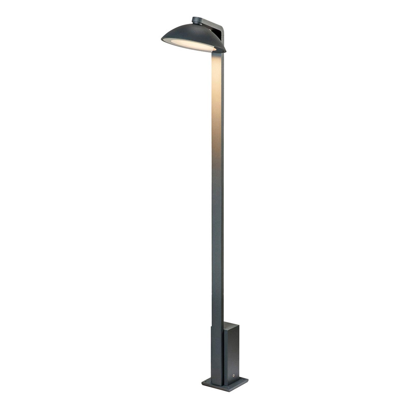 SLV Malu słupek ogrodowy LED, wysokość 96 cm, IP55