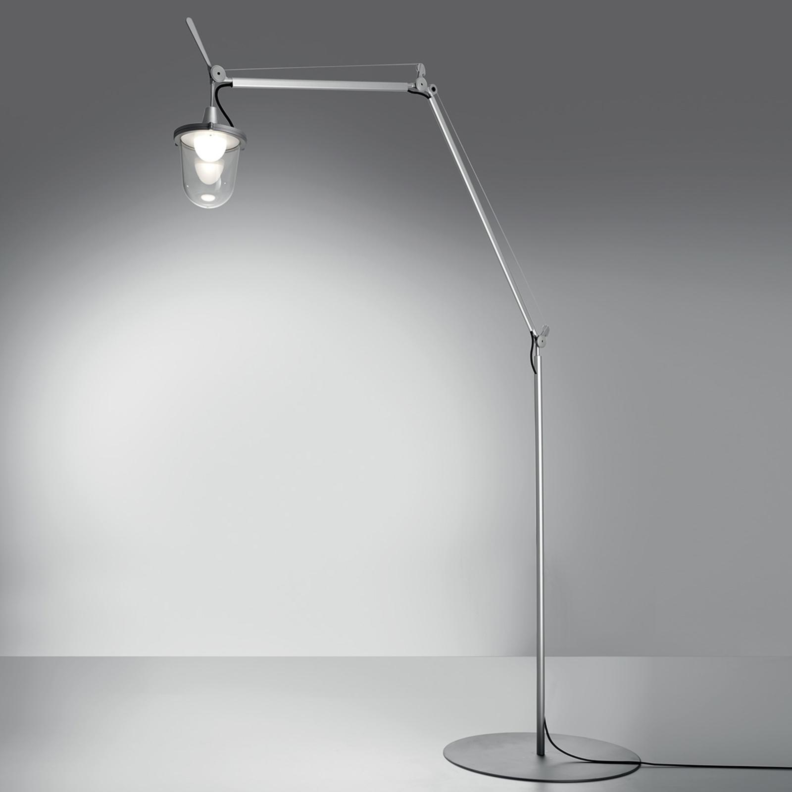 Artemide Tolomeo Lampione Terrassenlampe