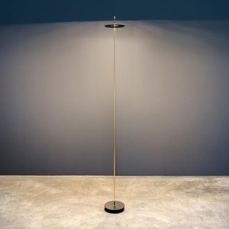 Catellani & Smith Giulietta BE F Stehlampe schwarz