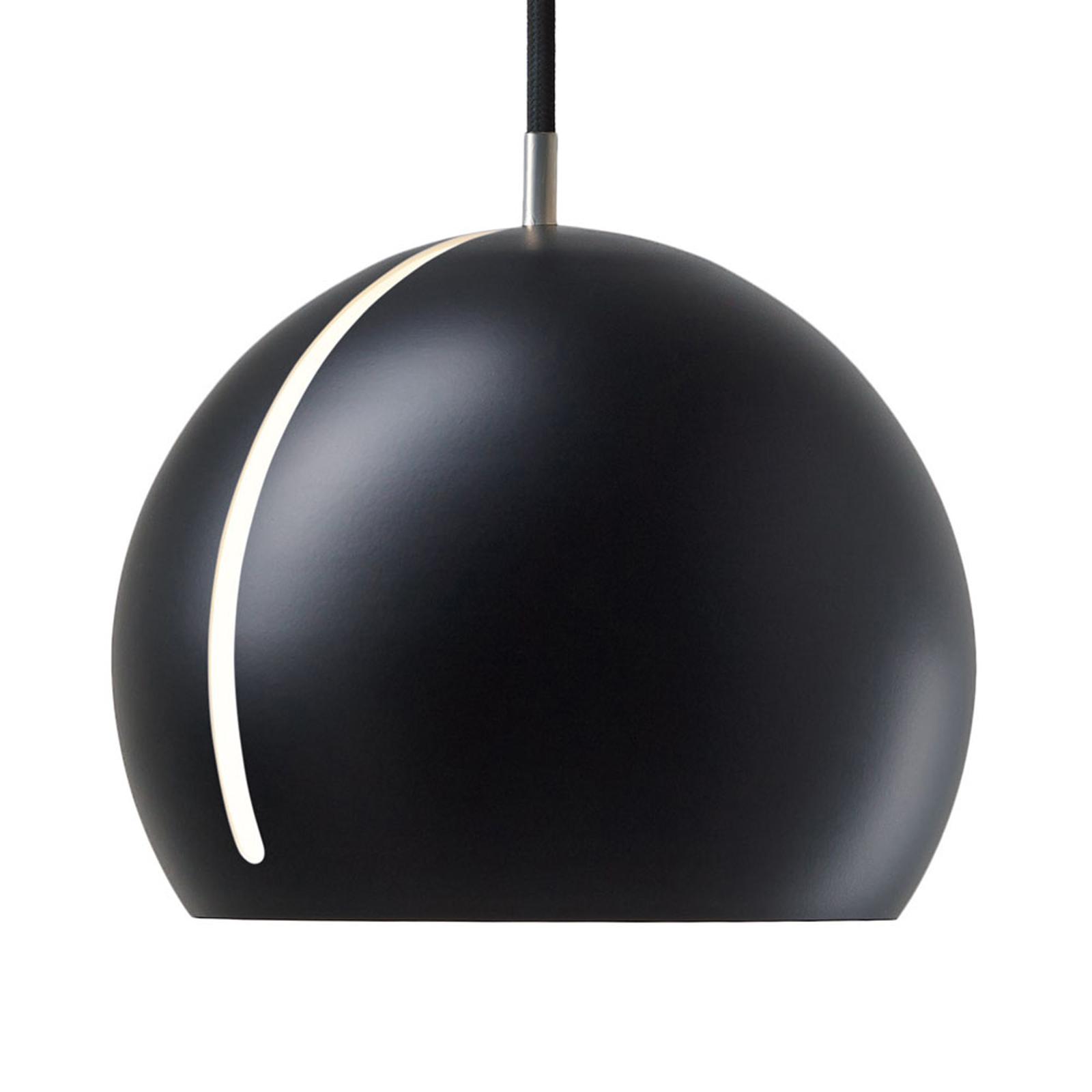 Nyta Tilt Globe Hängelampe Kabel 3m schwarz