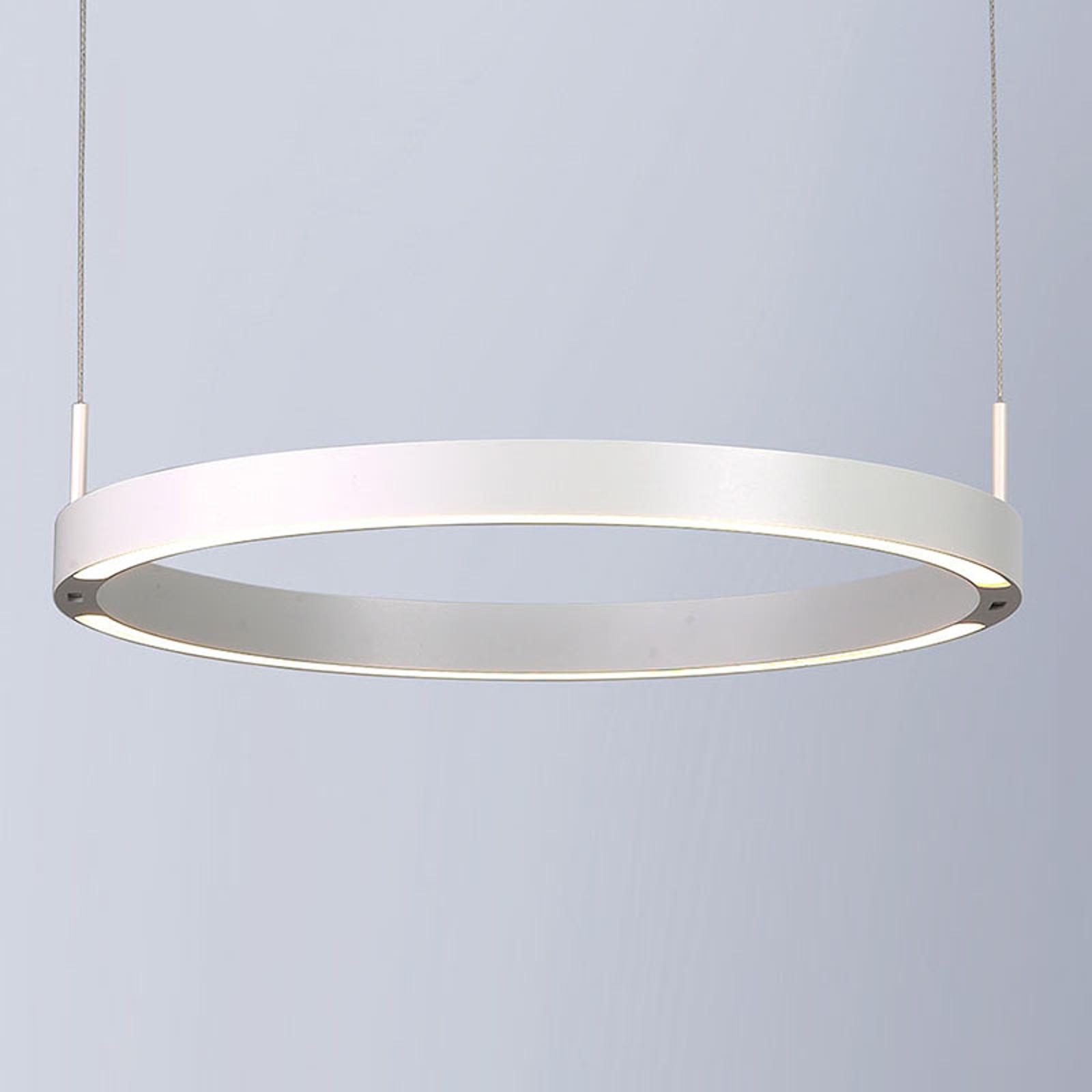 Bopp Float LED-Hängelampe Gestensteuerung weiß