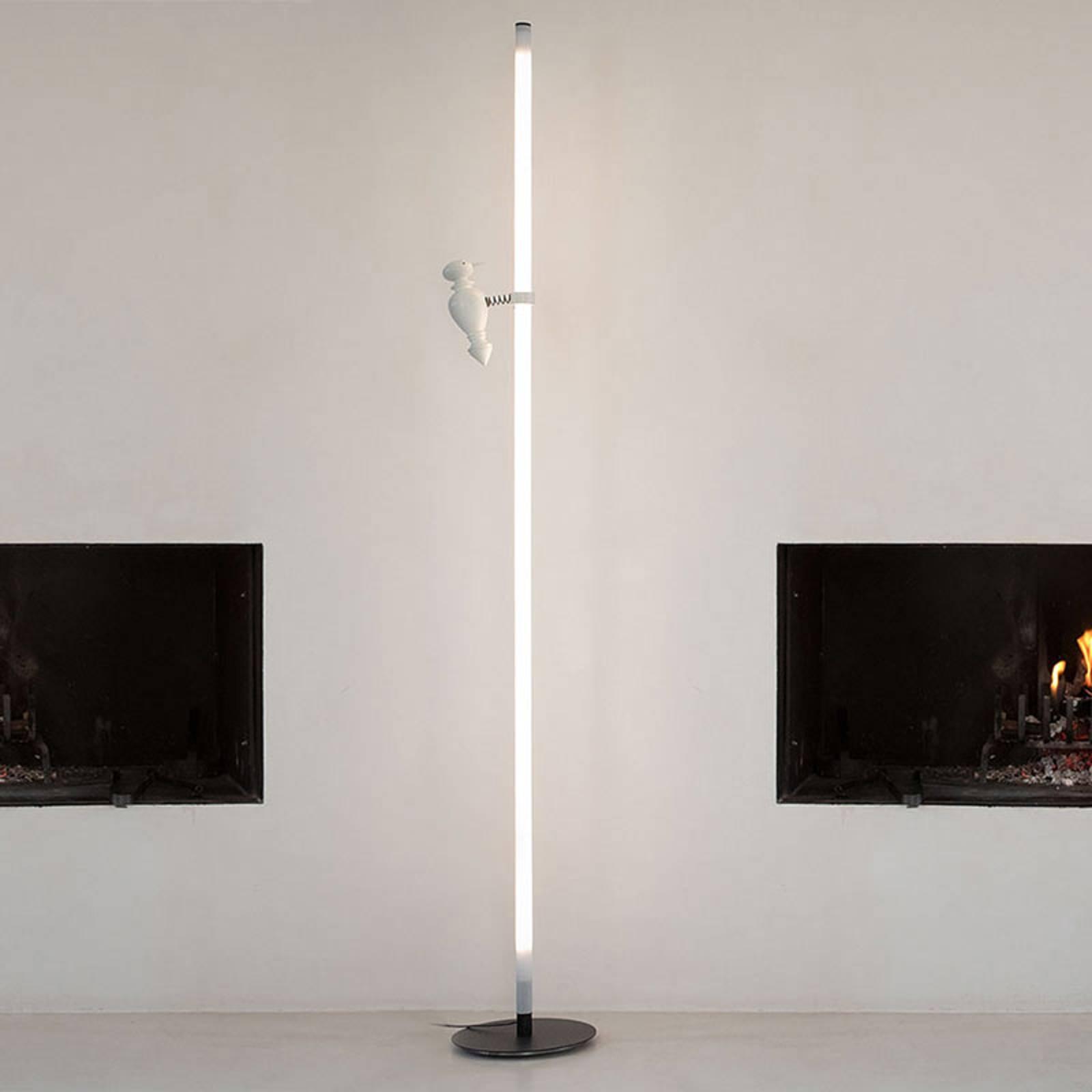 Karman Accipicchio lampadaire LED, 3000K