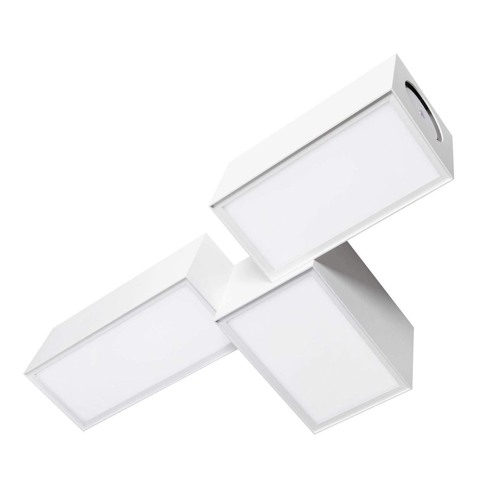 Ozonos Stella Deckenlampe mit AC-1 Plus, weiß