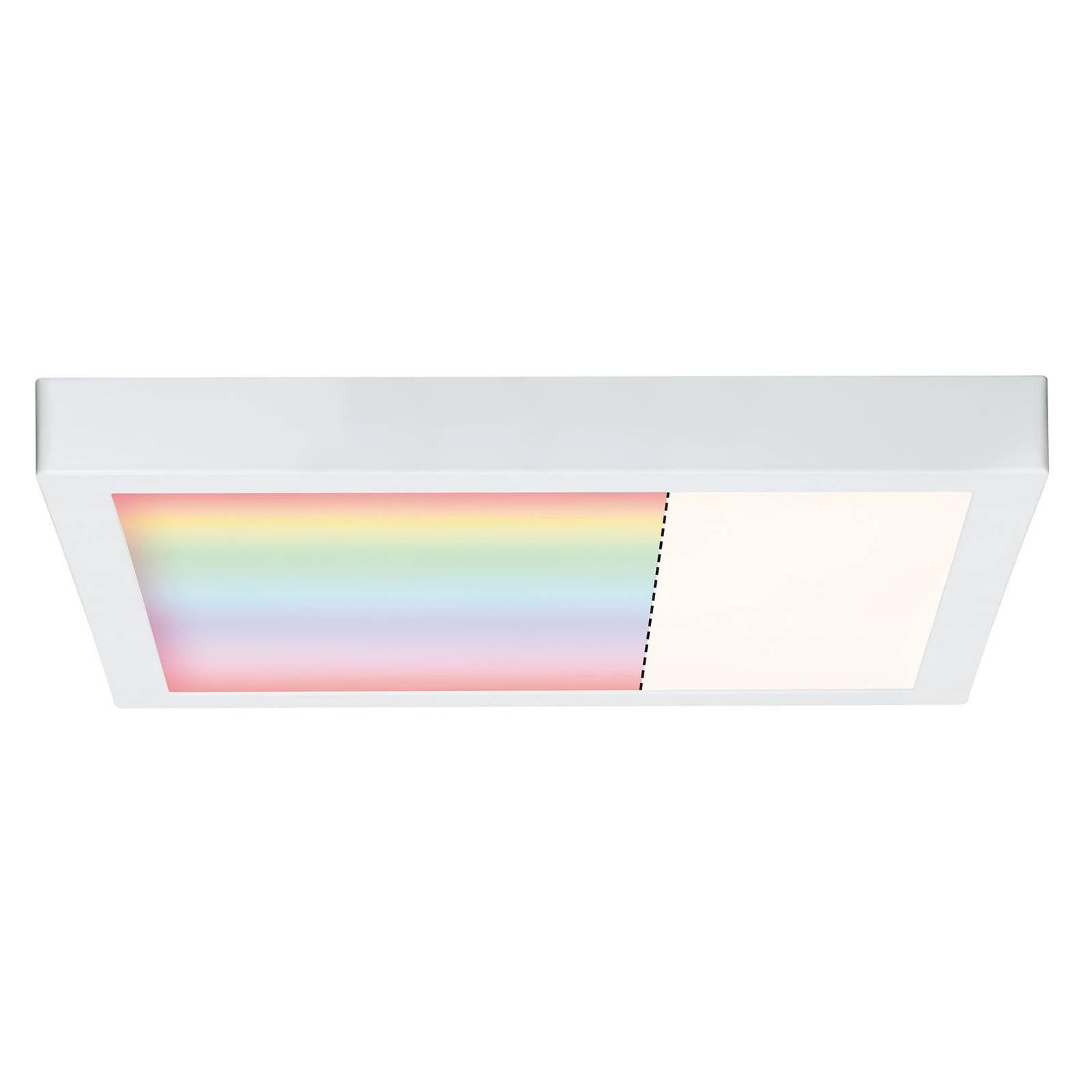 Paulmann Cesena ZigBee LED-Deckenleuchte, 40x40 cm