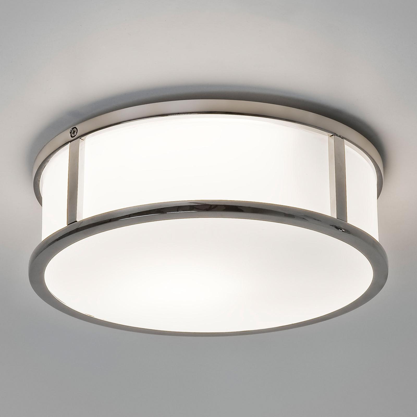 Astro Mashiko Round 230 lampa sufitowa, chrom