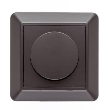 SLC kryt pro SmartOne AC nástěnný stmívač, černá