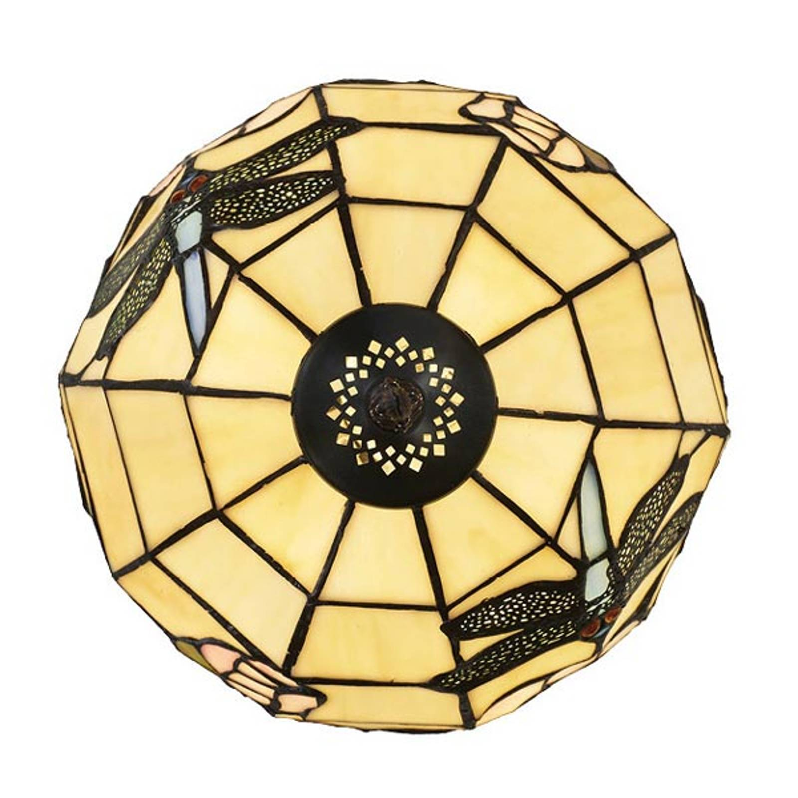 Decoratieve Led-plafondlamp Mariam