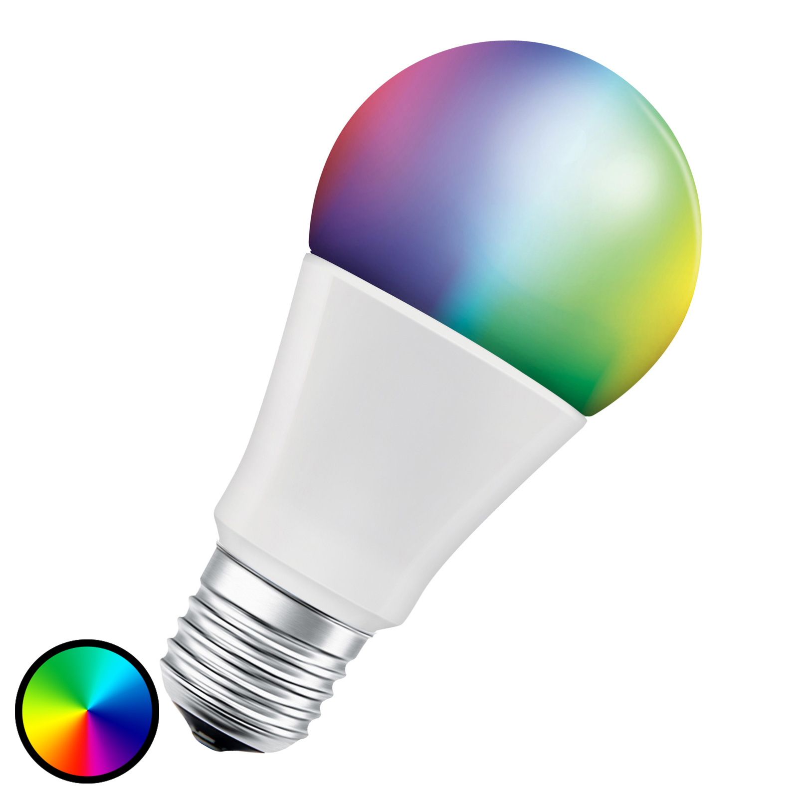LEDVANCE SMART+ Bluetooth E27 Classic 10W RGBW