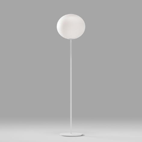 Rotaliana Flow Glass lámpara de pie