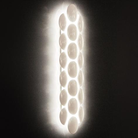 Ściemniana lampa ścienna LED OBOLO, 14-pkt.