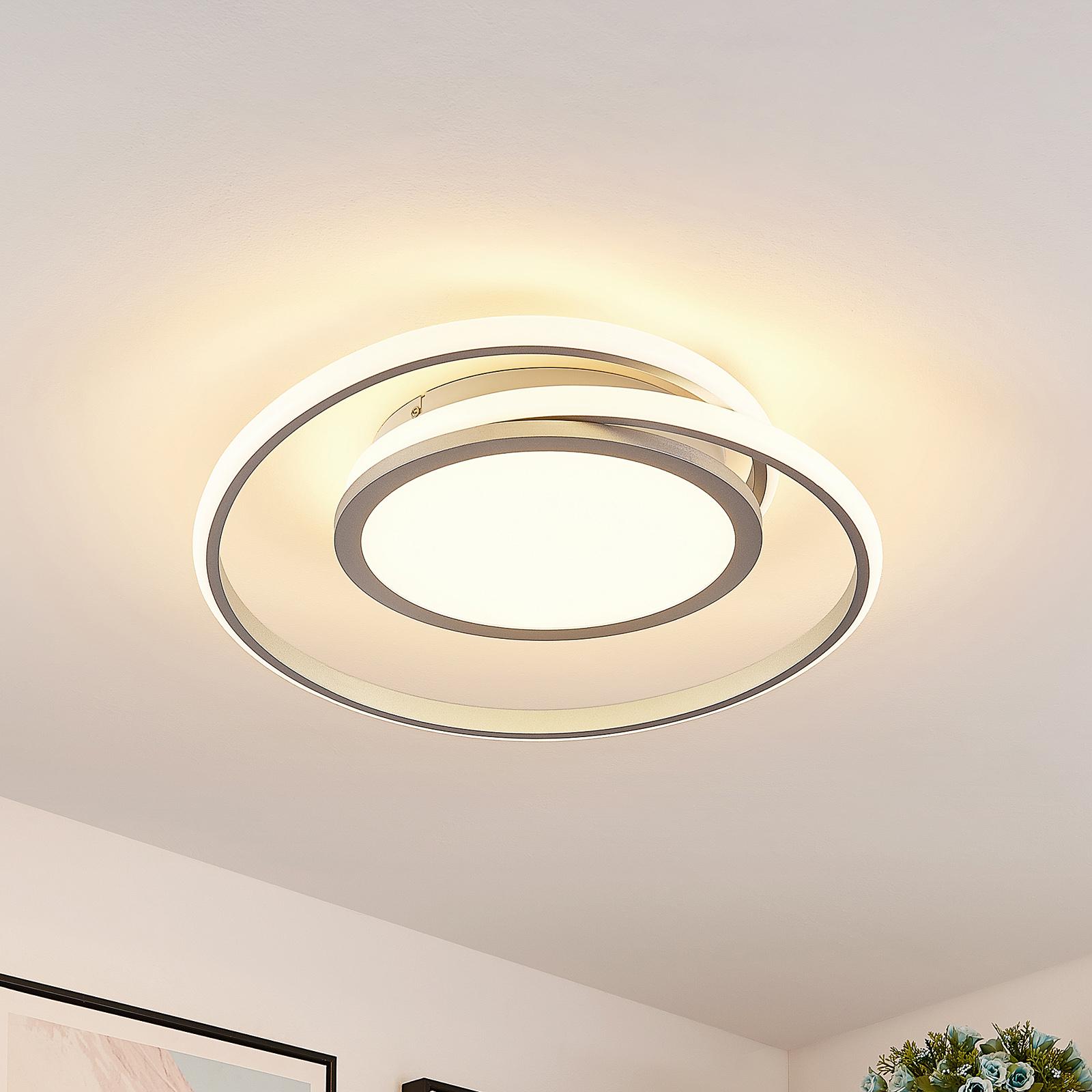 Lucande Noud LED-taklampe