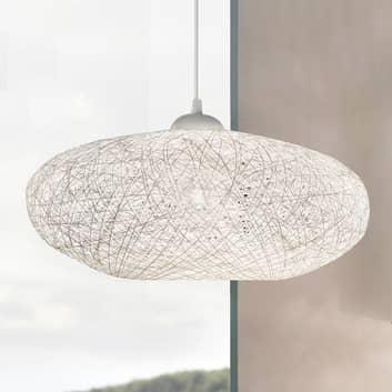Závěsné světlo Campilo, textil