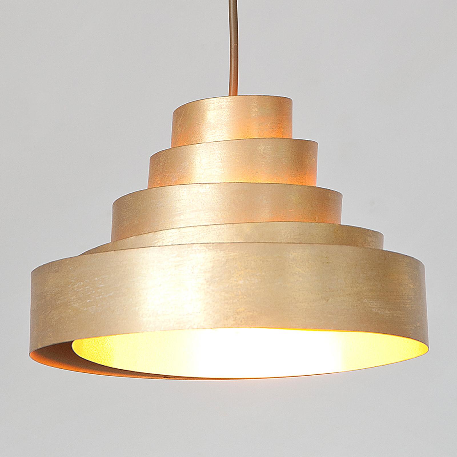 Comparsa - lampada a sospensione a spirale