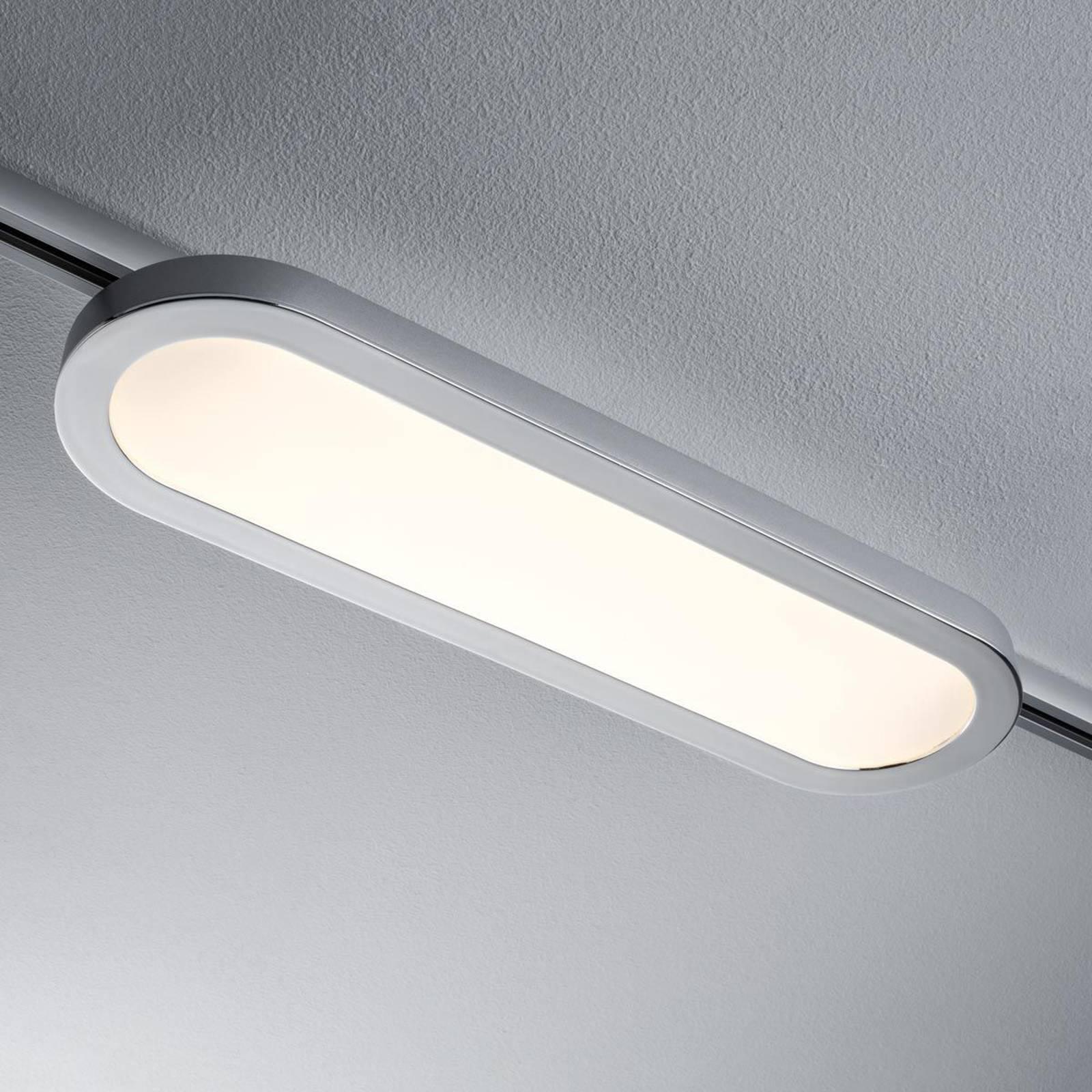 Paulmann Urail Board pannello LED cromo opaco