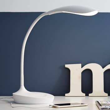 LED-bordslampa Swan