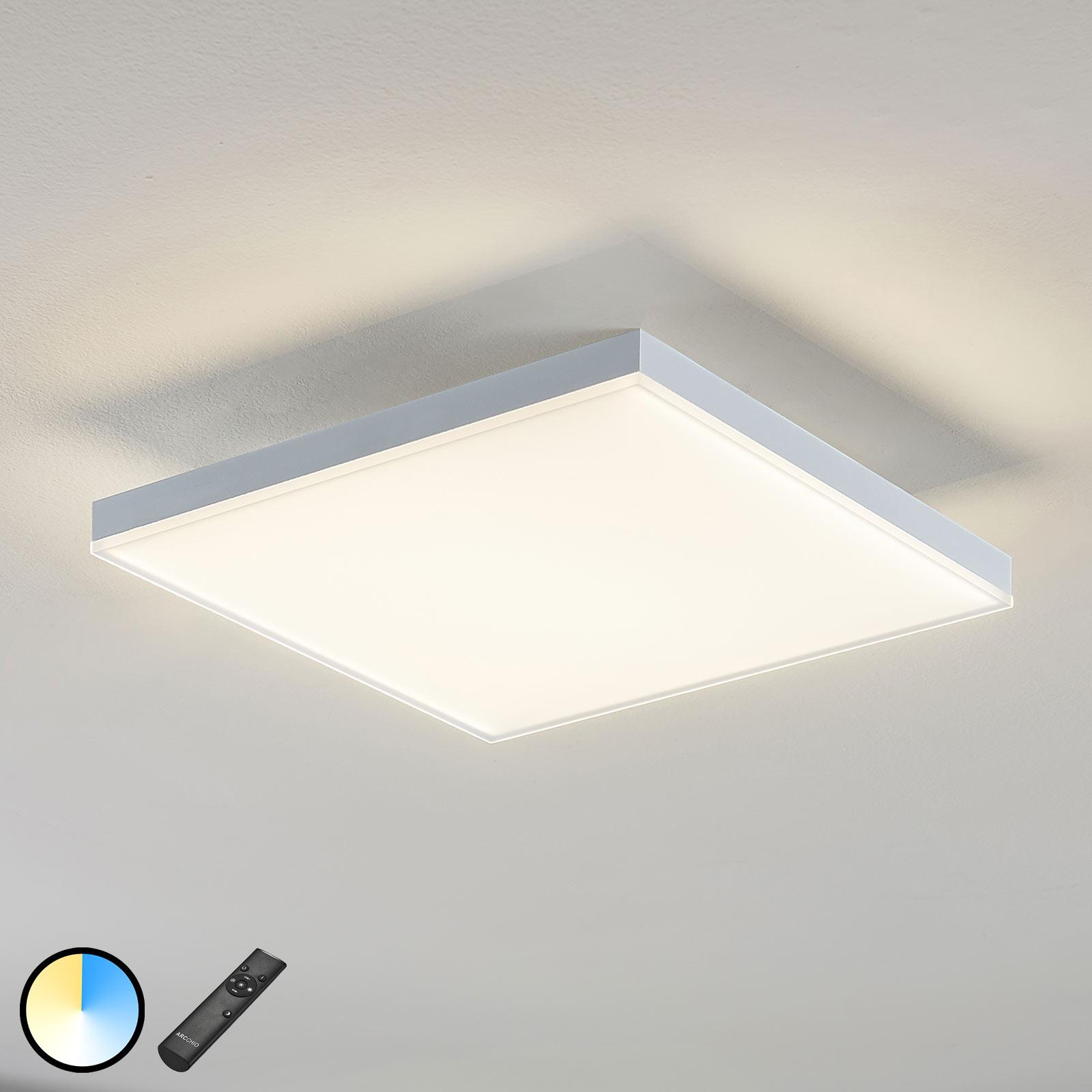 Pannello LED Blaan CCT telecomando 29,5 x 29,5cm