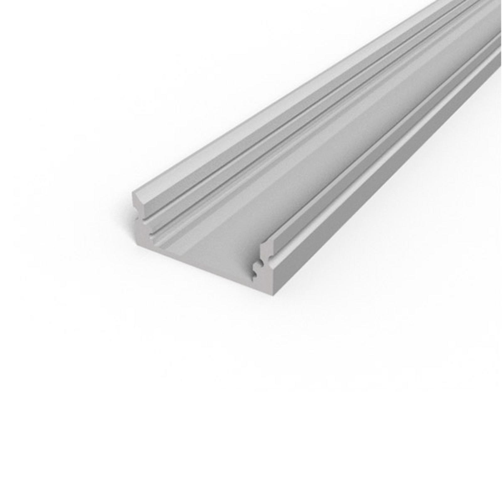 BRUMBERG Anbau-Aluminiumprofil-Set für LED-Strips