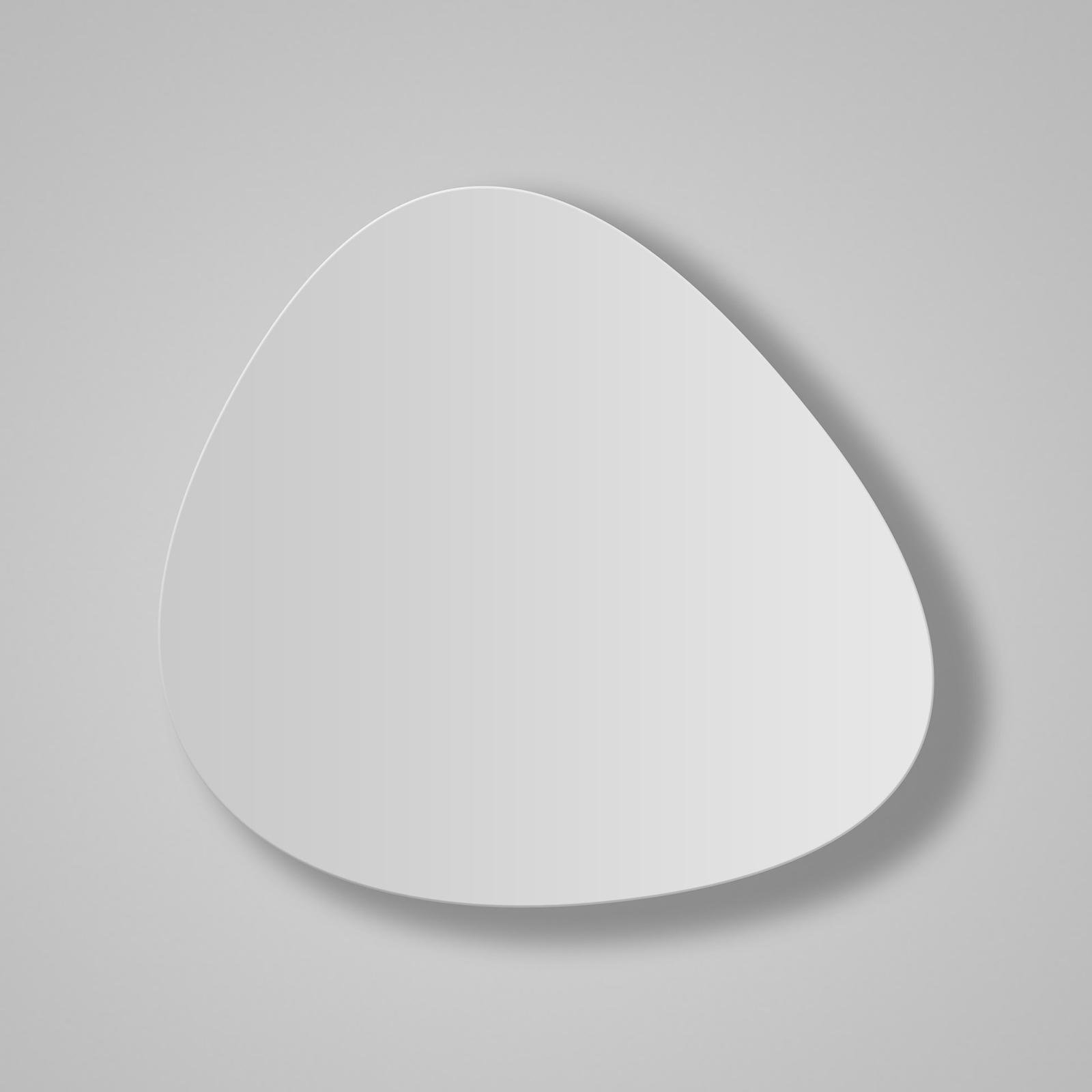 Bover Tria 03 LED wandlamp, wit, 29 cm