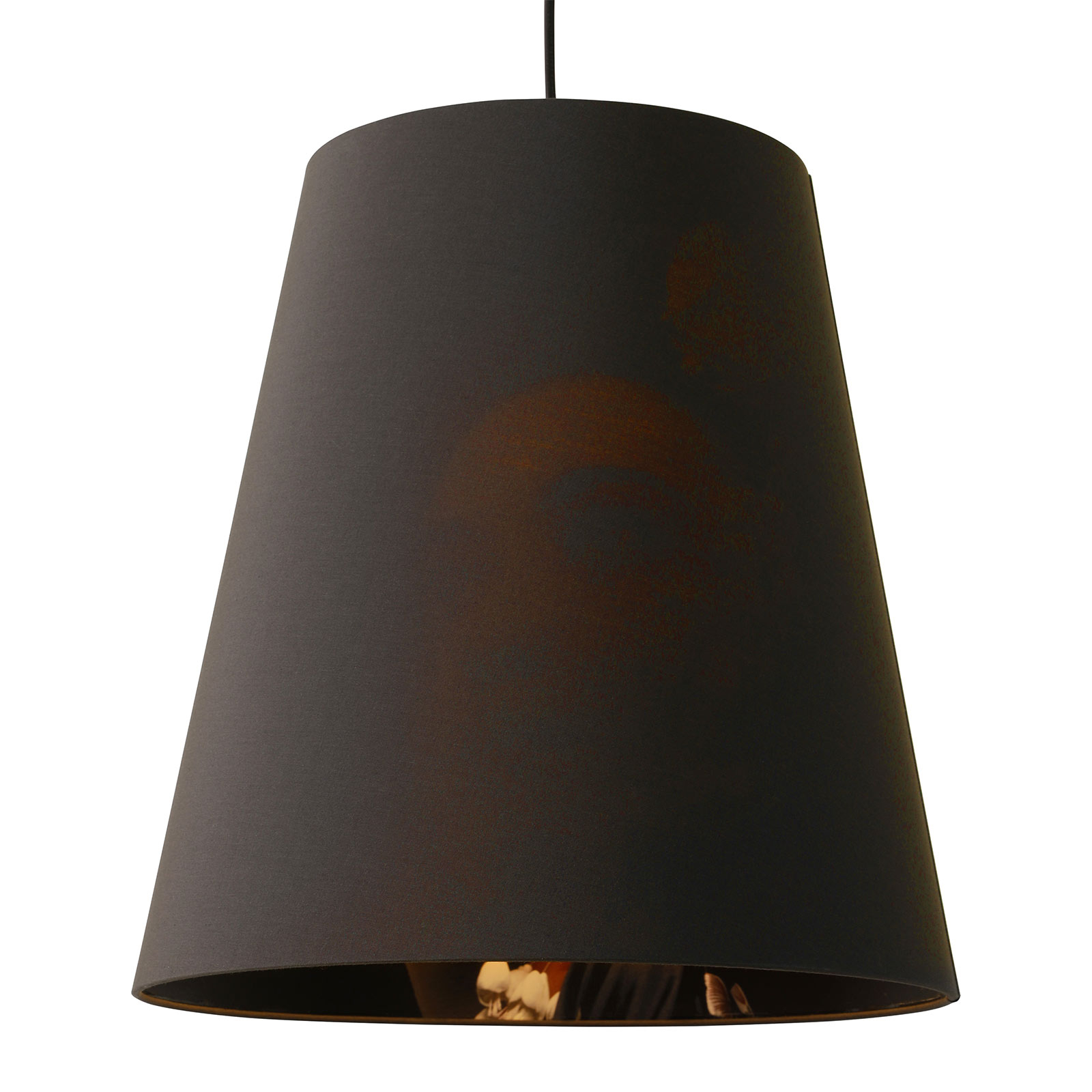 Karman Cupido hanglamp met kap Ø 40 cm