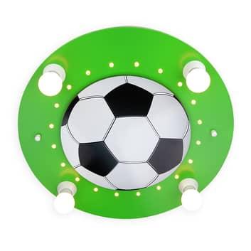 Plafondlamp Voetbal, 4-lamps