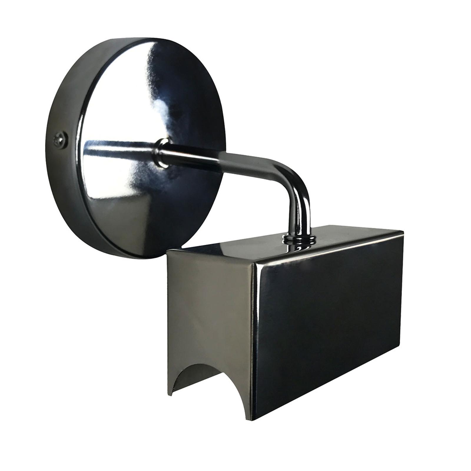Wandlamp Reno in zwart voor S14d-lamp