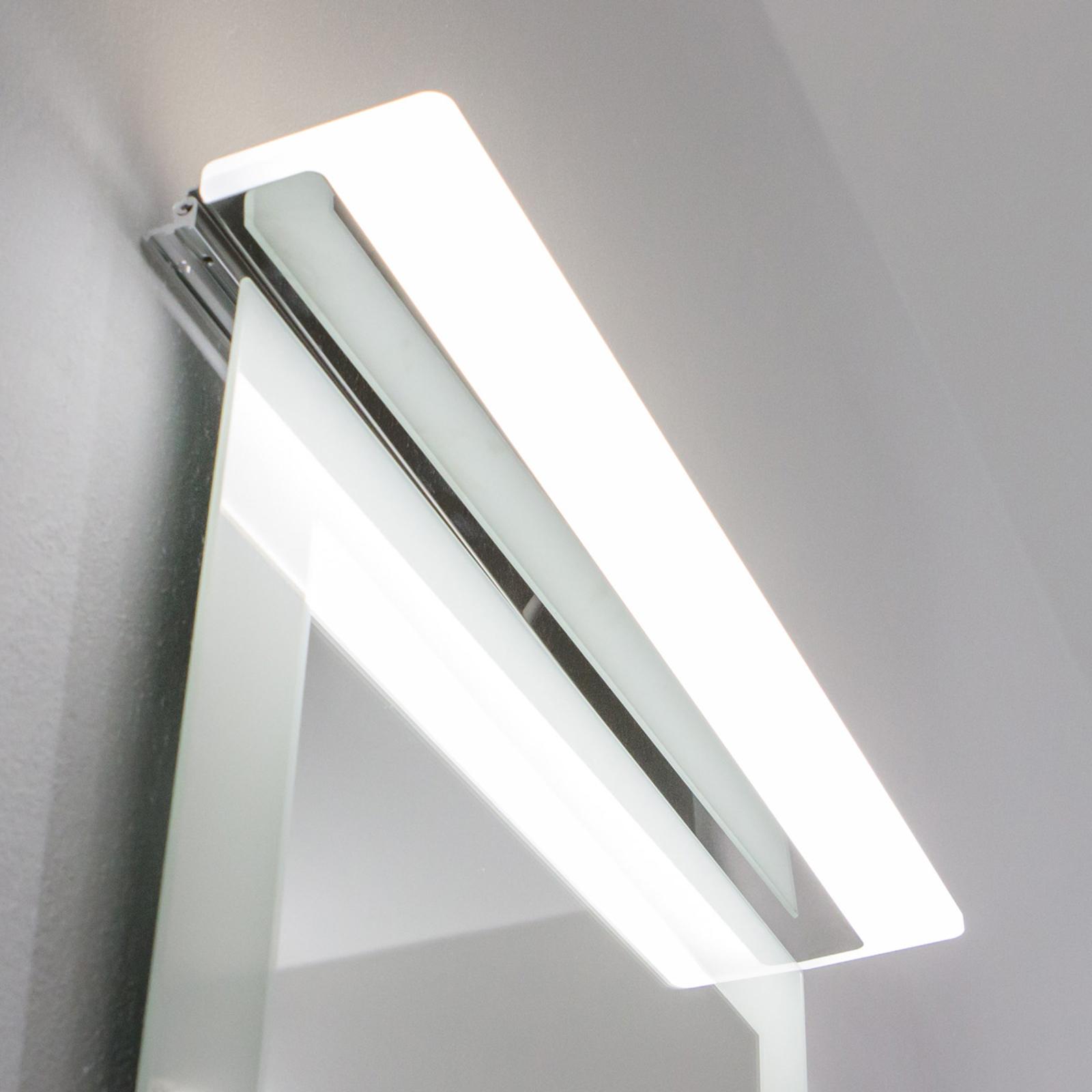 Zrkadlové LED svietidlo Katherine S2, IP44_3052029_1