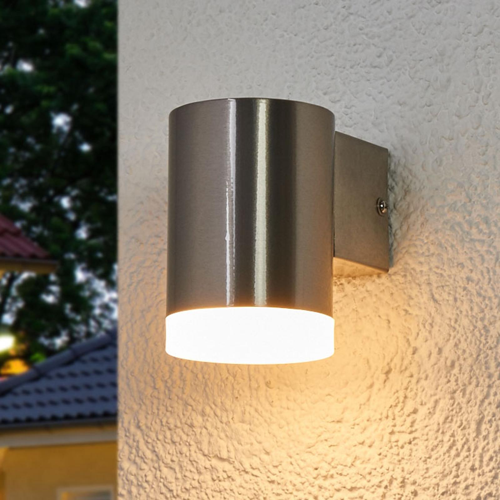 Downward facing LED outdoor wall light Eliano_9988088_1