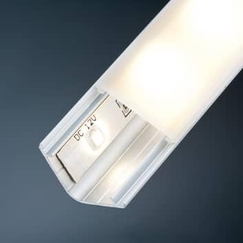 Perfil Delta para sistema de tiras Your LED, 1m
