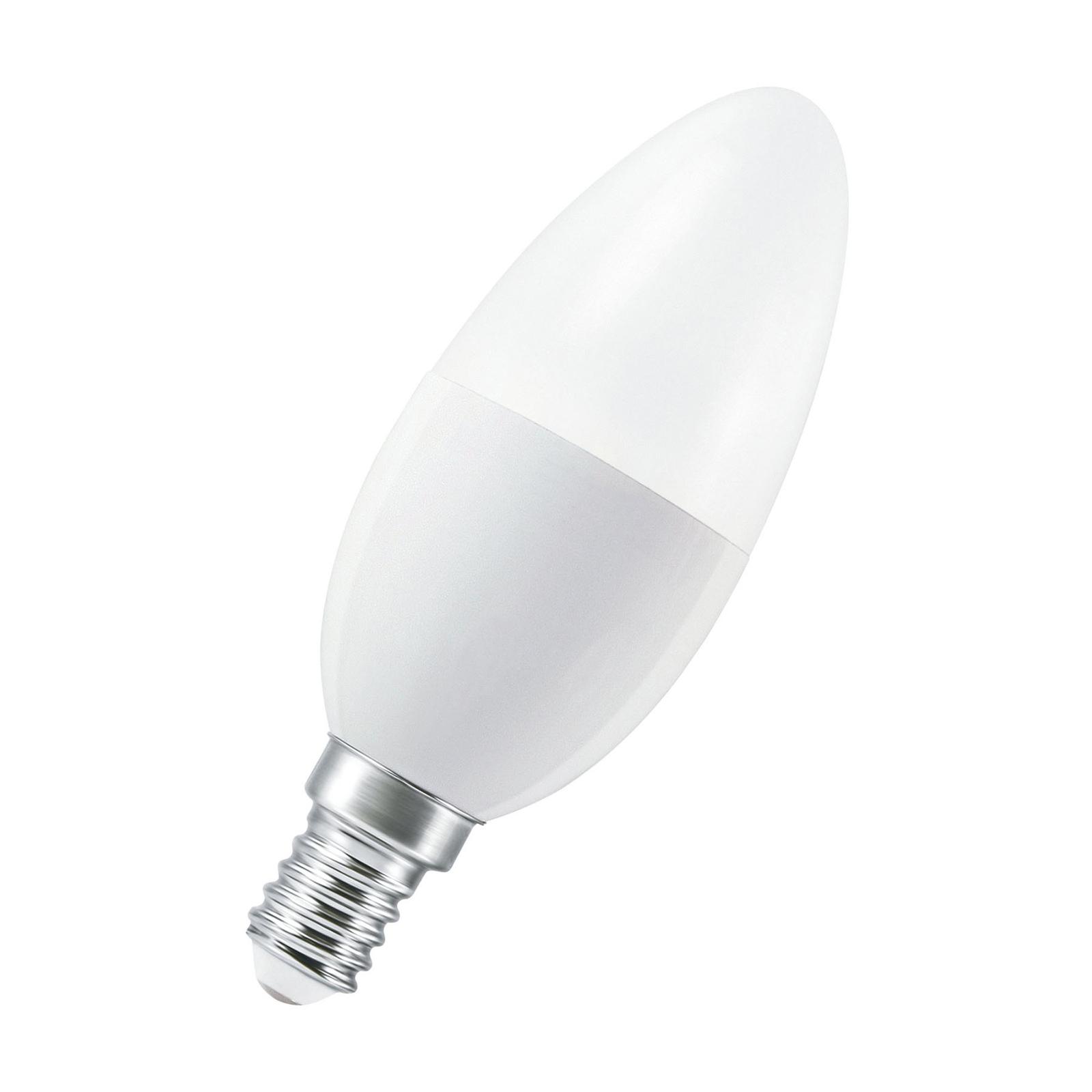 LEDVANCE SMART+ WiFi E14 5W bougie 2700-6500K