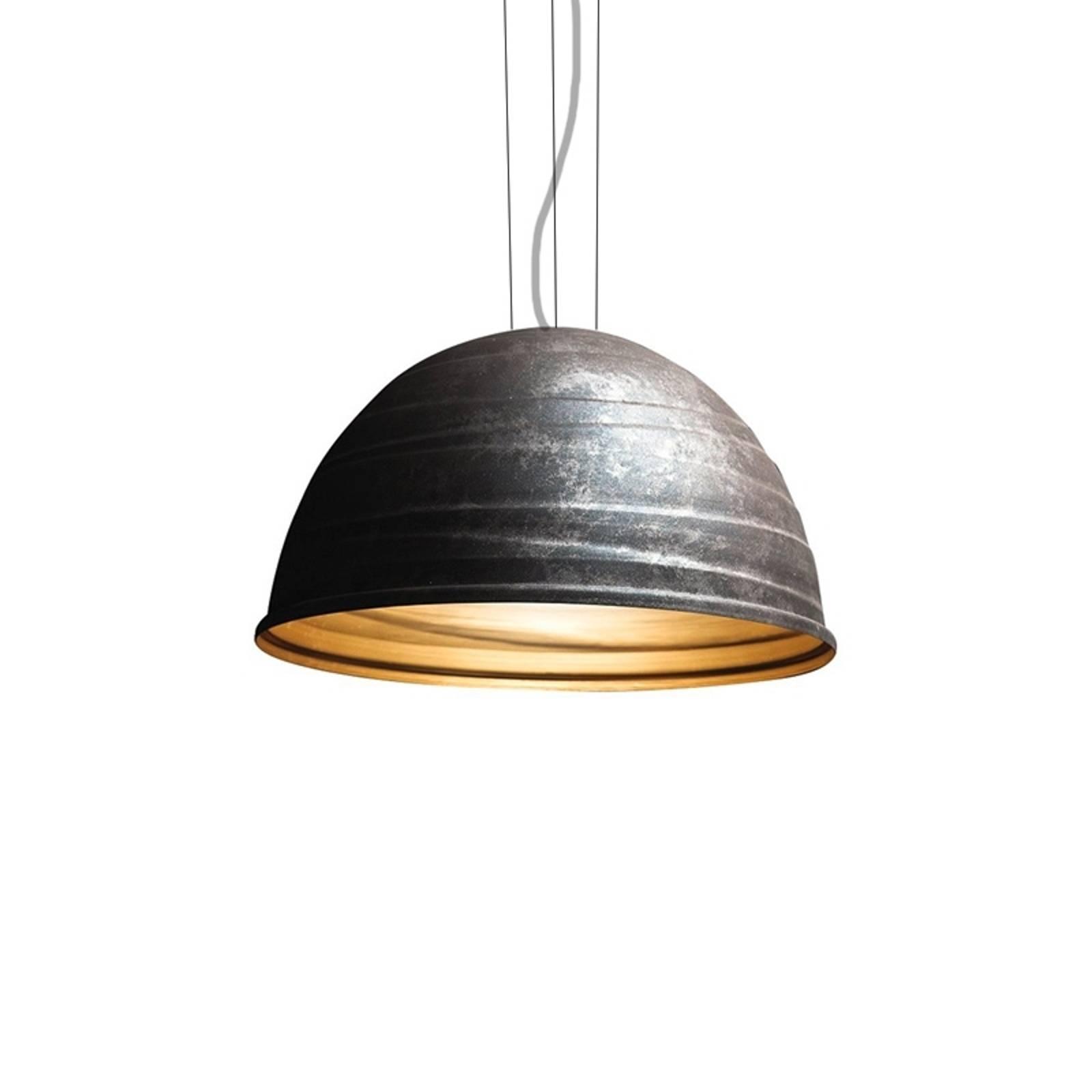 Mieniąca się lampa wisząca BABELE 45 cm